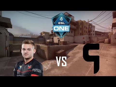 POV - NiKo (FaZe)(27-15) vs Ghost / dust2 / ESL One Belo Horizonte 2018