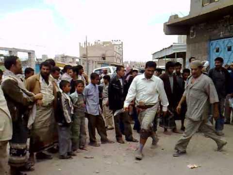 yemen rada dancing mizmar baraa3
