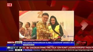 Karier Cemerlang Bupati Rita Widyasari Berujung di KPK