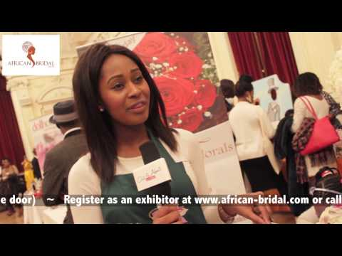 African Bridal Show London Autumn  - 2nd November 2013
