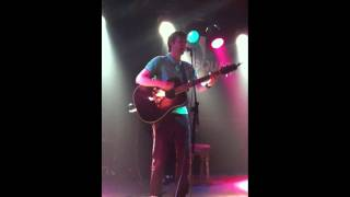 Mark Morris (The Bluetones) - The Fountain Head - (Acoustic) - Harlow Square - July 8th 2011