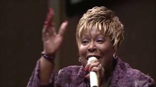 """Lady Tramaine Hawkins - """"He's That Kind Of Friend"""" Praise Break West Angeles COGIC!"""
