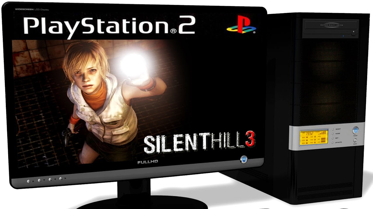 PCSX2 1 5 0 PS2 Emulator - Silent Hill 3 (2003)  Ingame  OpenGL  Test #1