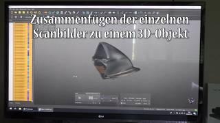 3D Druck Spiegel Reverse-Engineering