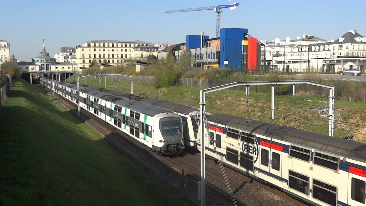 rer a val d europe marne la vall 233 e chessy