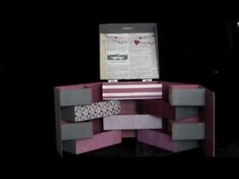 boite de rangement youtube. Black Bedroom Furniture Sets. Home Design Ideas