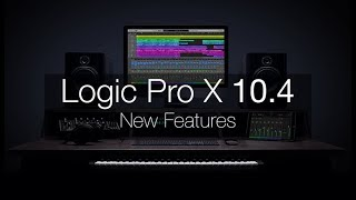 Logic Pro X 10.4 New Features - Smart Tempo