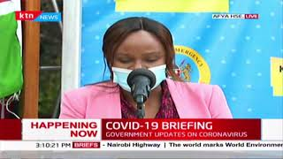 Mombasa leads in new 134 COVID-19 positive cases, MoH confirms as they breakdown demographics