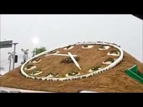 Nuevo Reloj Floral de Villahermosa, no aguantó entrega