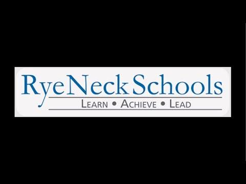 Rye Neck Board of Education Meeting - 1/13/21
