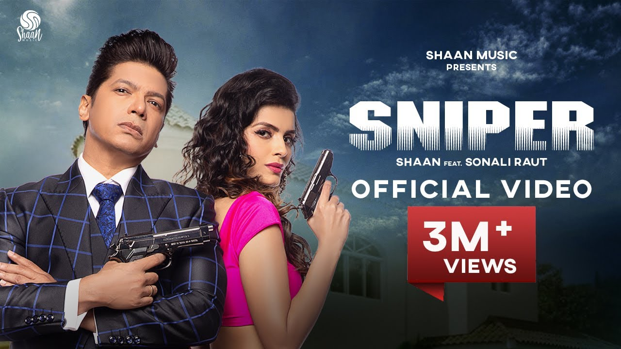 Download Sniper (Official Video) | Shaan feat. Sonali Raut | New Dance Song 2020