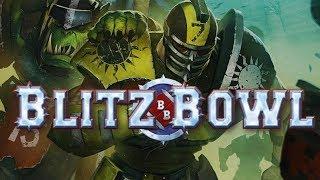 Black Friday Unboxing: Blitz Bowl By Games Workshop