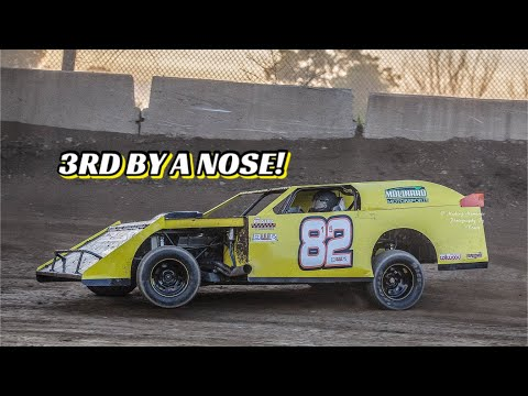 Modified Heat Race @250 Speedway 8-3-18