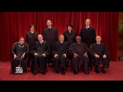 How will Trump's judicial picks reshape the courts?