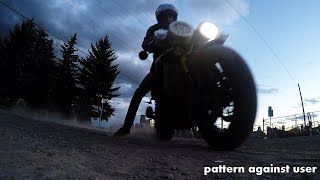 pattern against user - vlog 10 - GSXR1000 streetfighter overview