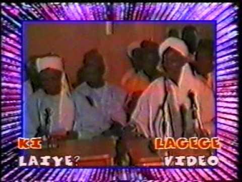 Sheikh Adam Abdullahi Al-Ilori - Ki Laiye