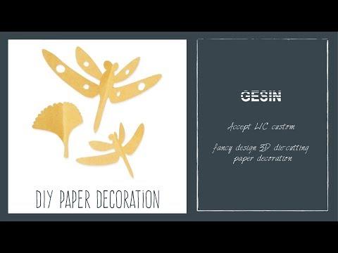 DIY Paper Decoration