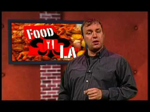 Food Louisiana Show 1 Part 1