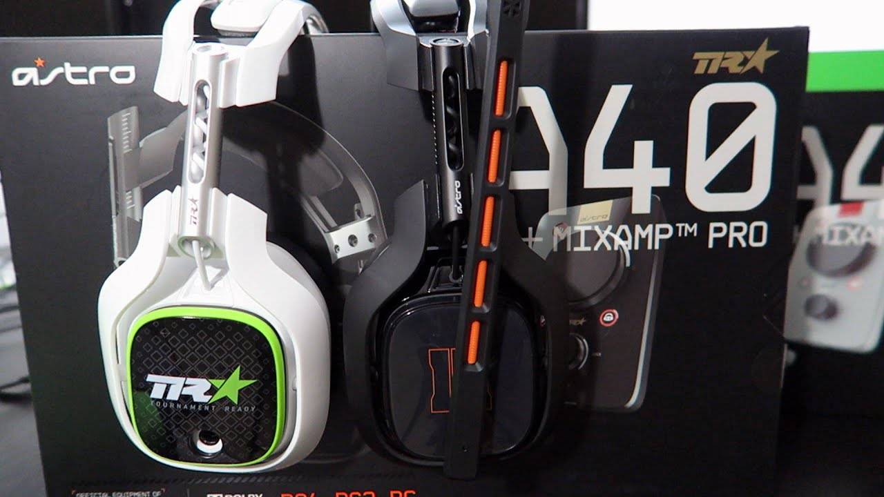 Astro gaming headset giveaways
