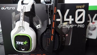 ASTRO A40 TR REVIEW! Astro Discount Code + a Giveaway Soon!