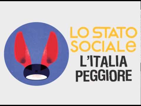 Lo Stato Sociale - Te per canzone una scritto ho