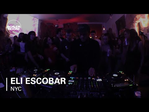 Eli Escobar Boiler Room New York DJ Set