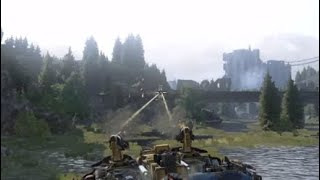 Crossout - Perfect timing (edited) - Clan wars - GNO - Scorpion Hover