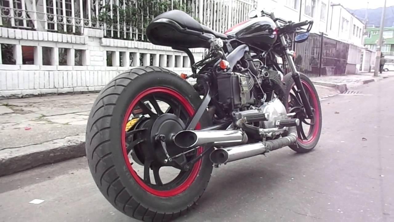 Yamaha Virago Wheels