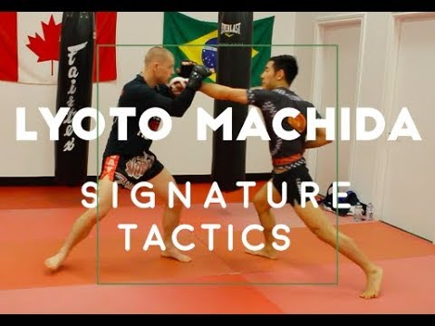 Lyoto Machida's 9 BEST TACTICS