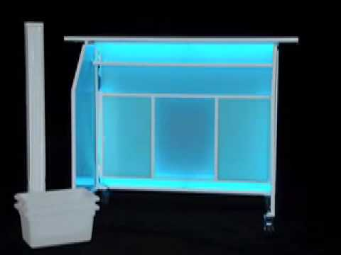 Smart Bar (Folding And Mobile Bar)