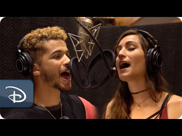 jordan-fisher-angie-keilhauer-on-recording-happily-ever-after-theme-song