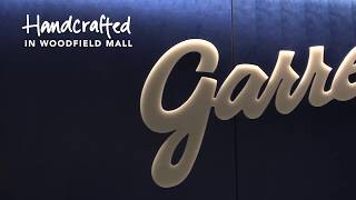 Garrett Popcorn is always handcrafted fresh throughout the day in our Shop at Woodfield Mall!