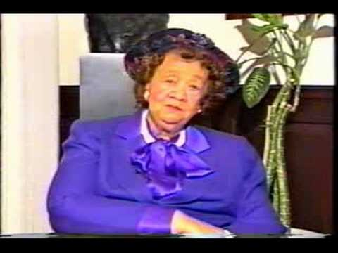 Dorothy Height & Esther Peterson