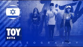 Toy - Netta | FitDance Life (Choreography) Dance Video