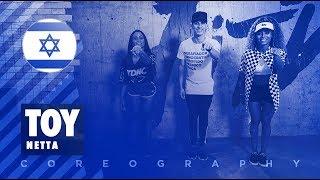 Toy - Netta | FitDance Life (Choreography) Dance Video