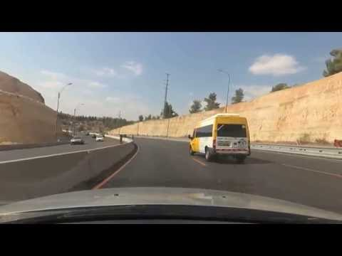 from Jerusalem to Har adar Israel