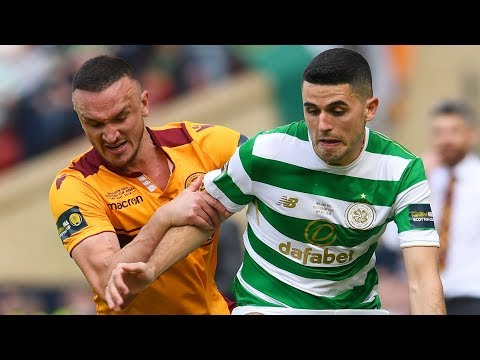Celtic 20 Motherwell  William Hill Scottish Cup Final