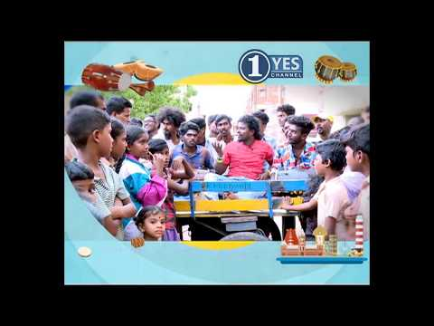 Gana Song | Pettai Rap | Gold Fish Menithanada | 1Yes Tv
