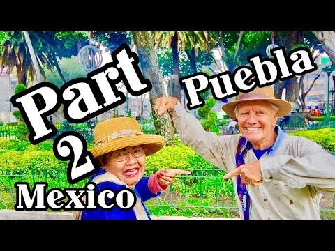 Mexico City Earthquake  & Earthquake  Puebla Mexico   Part 2 Back Home