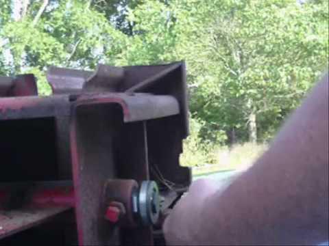 Baler Repair Part 14 - Plunger
