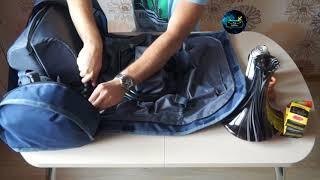 Универсальная сумка для кальяна обзорное видео