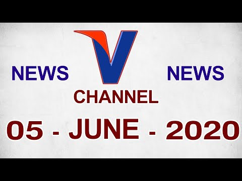 05 JUNE 2020 V CHANNEL NEWS NARASARAOPET