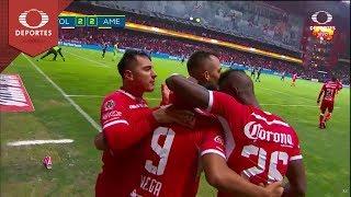 ¡Gol del empate por Alexis Vega! 😱 | Toluca 2 - 2 América | Liga MX - Cuartos | Televisa Deportes