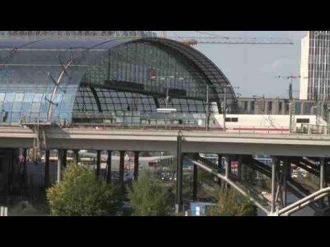 Ferrocarriles Alemanes renueva sus trenes de alta velocidad