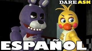 SFM FNAF Dare ask 4 season 2 Espaol By Zero2zero 2