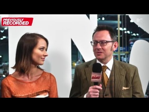 Amy Acker NYCC 2012 - Person Of Interest  MTV stream
