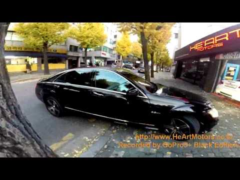 W221 S500 Variable Exhaust Valve Control System [Road Test]