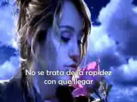 Miley Cyrus - The climb subtitulado al español
