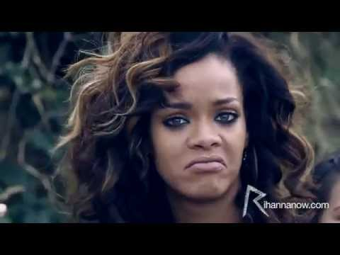 Rihanna - We Found Love Behind The Scenes