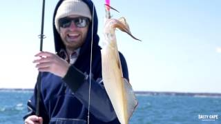 Squid Fishing in Nantucket Sound
